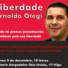 Charla en Vigo pola liberdade de Arnaldo Otegi