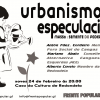 Mesa redonda sobre urbanismo en Redondela