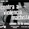 25 de Novembro, día internacional contra a violencia machista