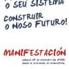 Derrubar o seu sistema, construír o noso futuro