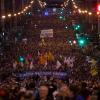 A FPG participou na mobilización histórica da esquerda abertzale