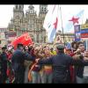 Galiza con Cuba e Venezuela