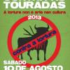 [Pontevedra] Máis un ano en Pontevedra dicimos NON ás touradas