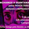 8 de marzo: o dereito a sermos persoas
